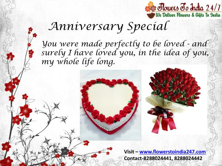 Anniversary Special