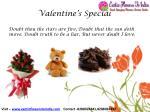 valentine s special