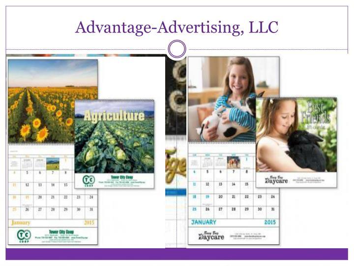 Advantage advertising llc