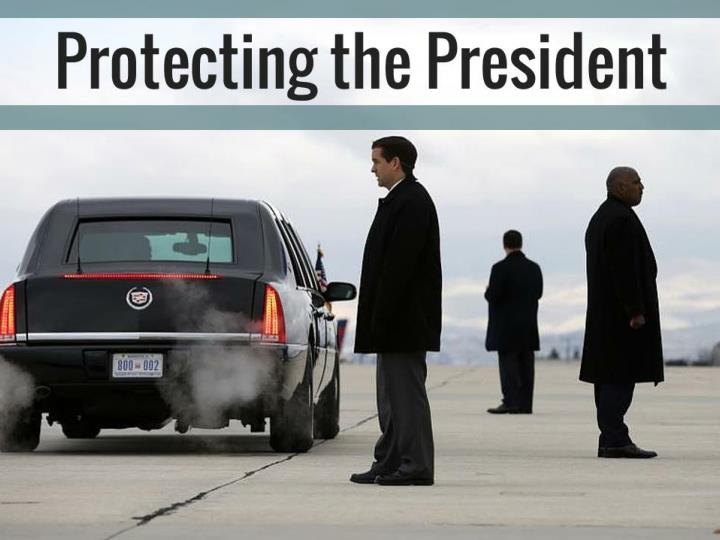 protecting the president n.
