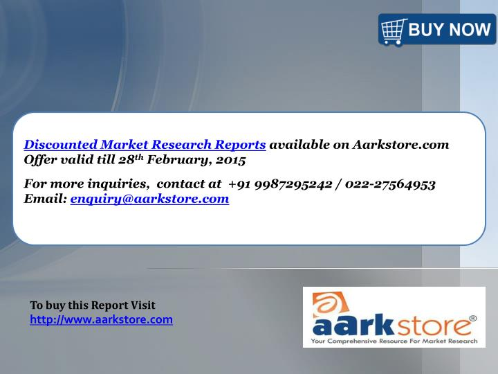 Discounted Market Research Reports