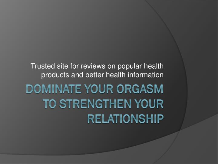 trusted site for reviews on popular health products and better health information n.